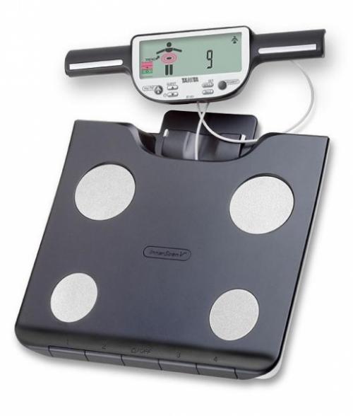 Analizador corporal para tratamientos