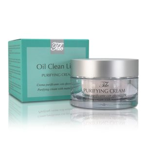 Crema purificante Oil Clean