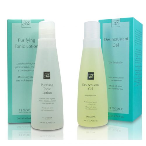Pack Higiene Facial Oil Clean