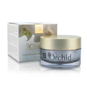 Crema Gold Orchid Cotton