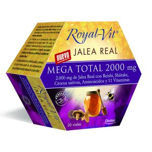 Jalea Mega Total 2000 mg